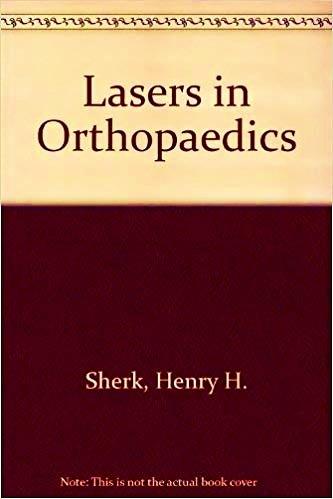Lasers in Orthopedics